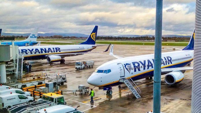 Ryanair χρεώσεις